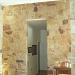 Sand Stone Feature Walls