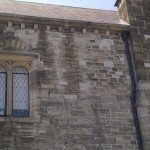 Heritage Restoration Using Sandstone
