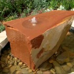 Water Feature Sandstone