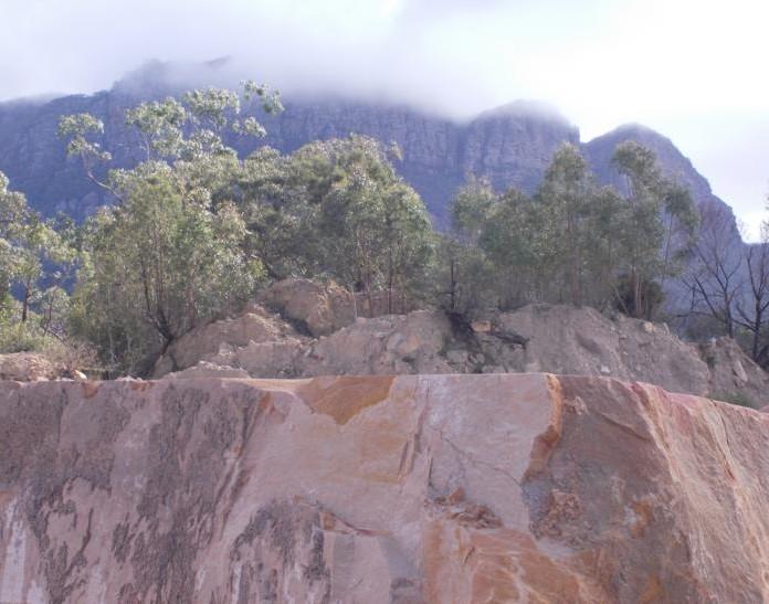 Grampians Sandstone Quarry
